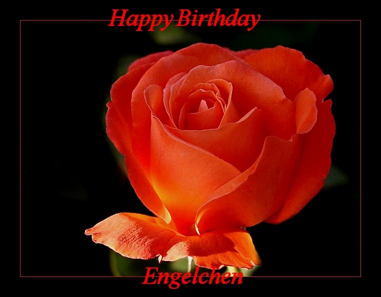 happy birthday ...Engelchen