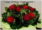 Happy Birthday - Gruppenarbeit 1