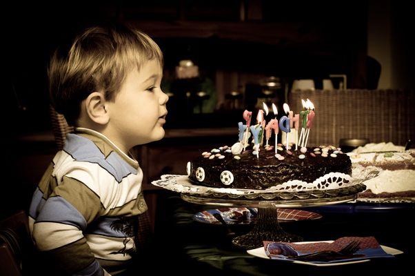 Happy Birthday kleiner Mann