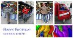 Happy Birthday, lieber Didi!