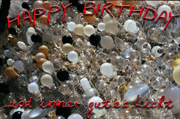 Happy Birthday Lisi !