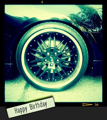 Happy Birthday Moritz :)