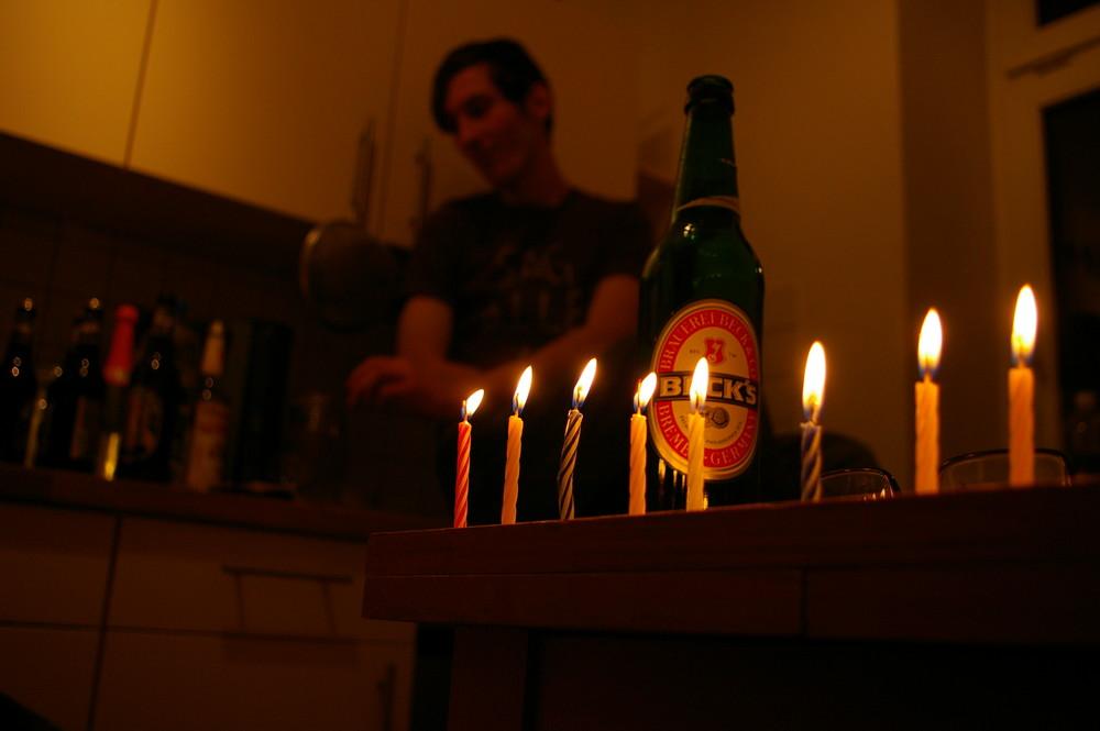 happy birthday my friend...