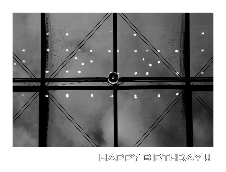 Happy Birthday Sven ;)