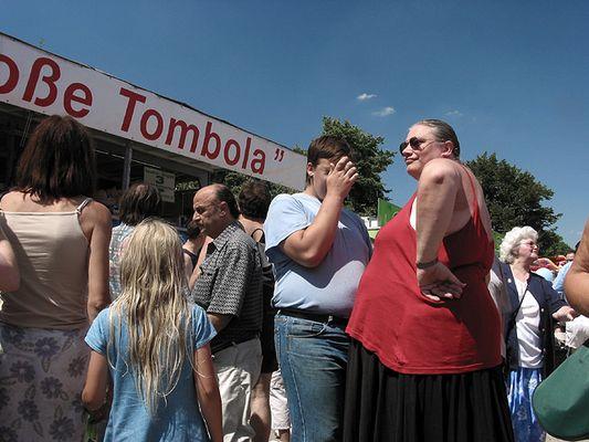 Happy Family Volksfest auf der Rennbahn 1