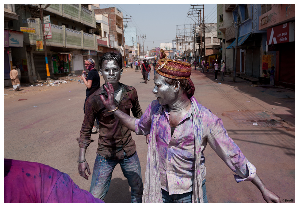 Happy Holi'