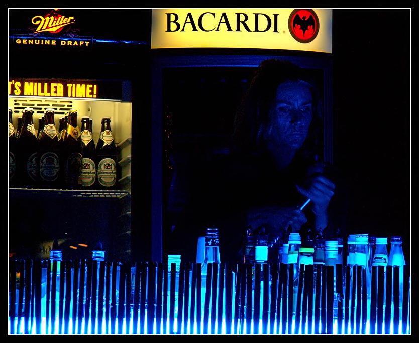 Happy Hour in der Cocktail-Bar
