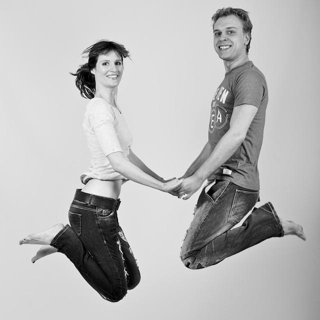 Happy jumping - Arjen Mulder Fotografie in Köln