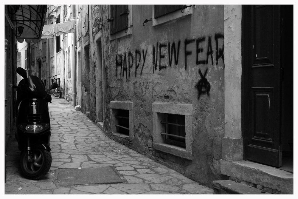 Happy New Fear