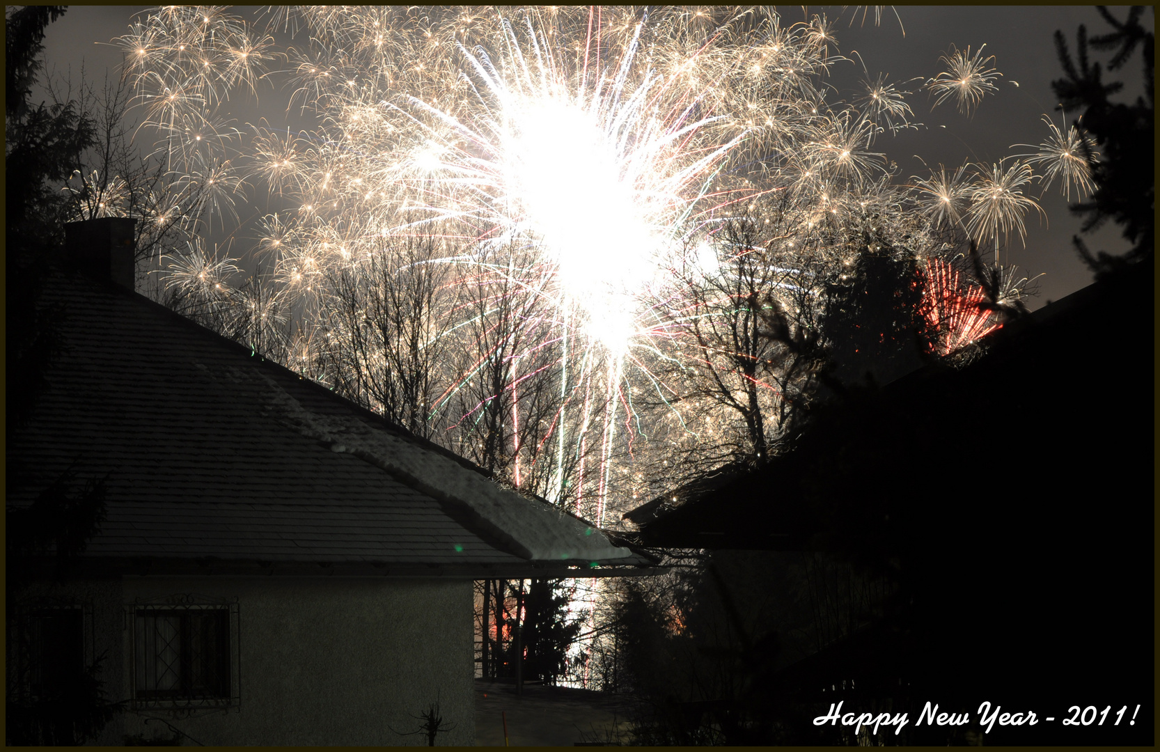 Happy New Year - 2011's gonna be awsome!