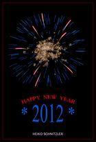 - HAPPY NEW YEAR 2012 -
