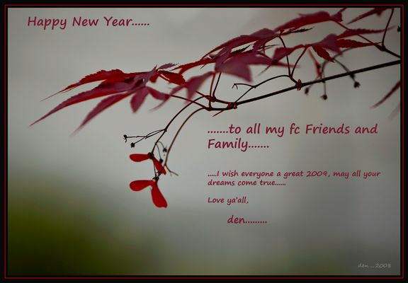 ''Happy New Year'' everyone..........