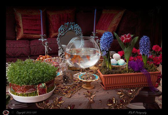 Happy Persian New Year(Sale No Mobarak)