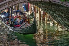 Happy under the bridge