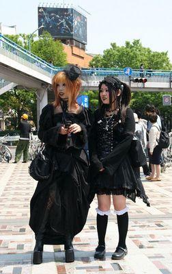 Harajuku am Sonntag / CosPlay 4