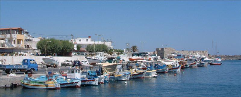 Harber on Kreta