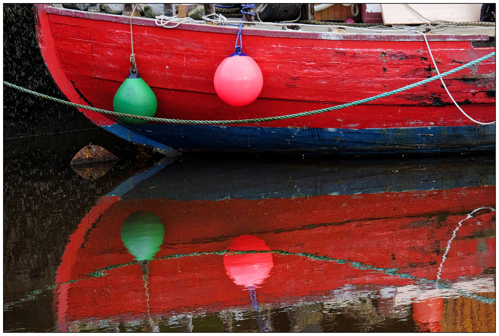 Harbour Impressions, Eyemouth, Scotland