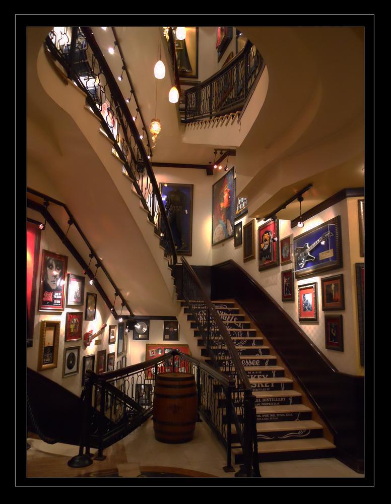 Hard Rock Cafe in Moskau