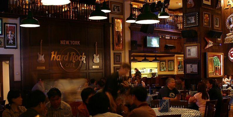 *Hard-Rock-Cafe* NYC