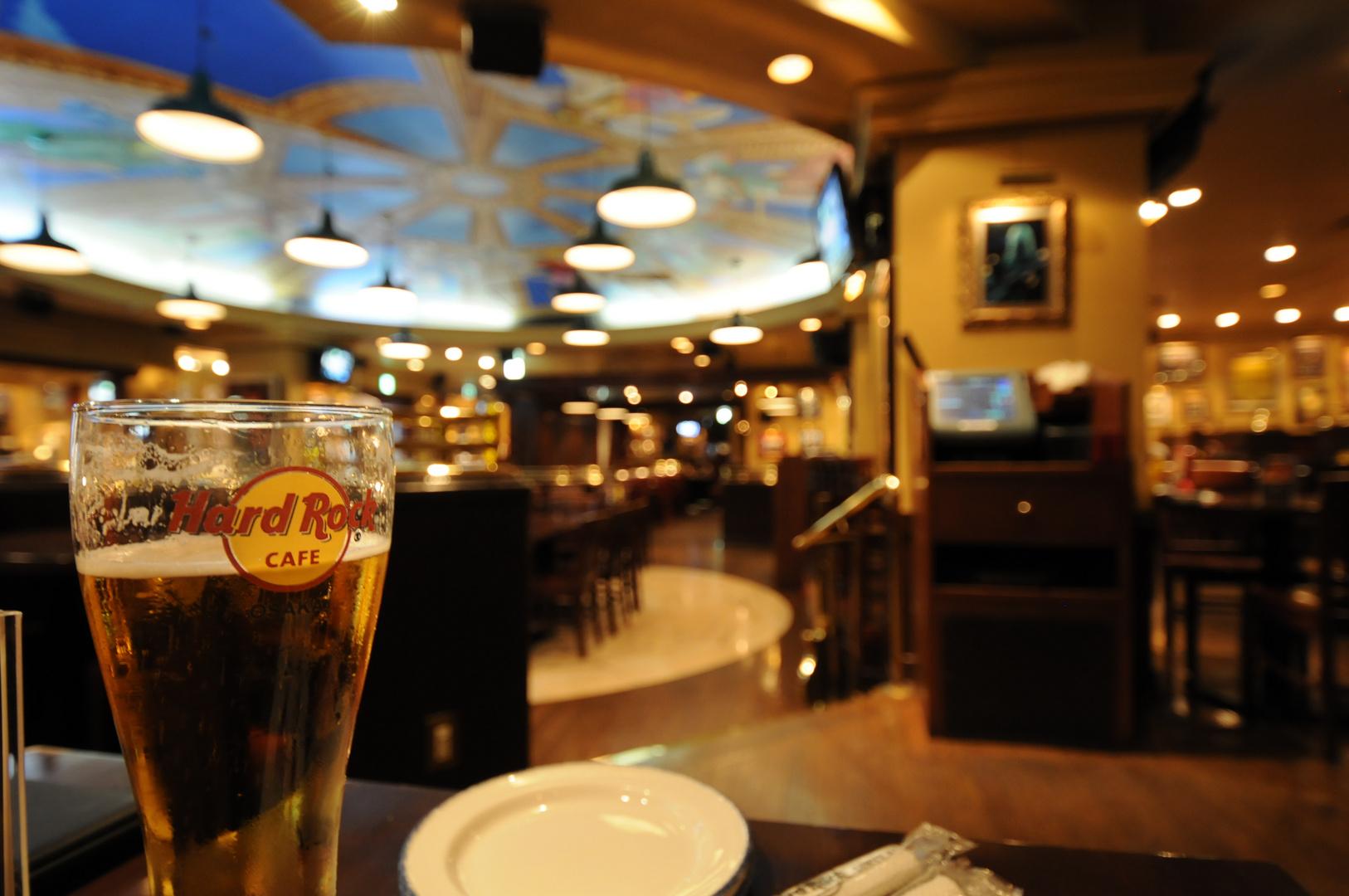 Hard Rock Cafe Osaka