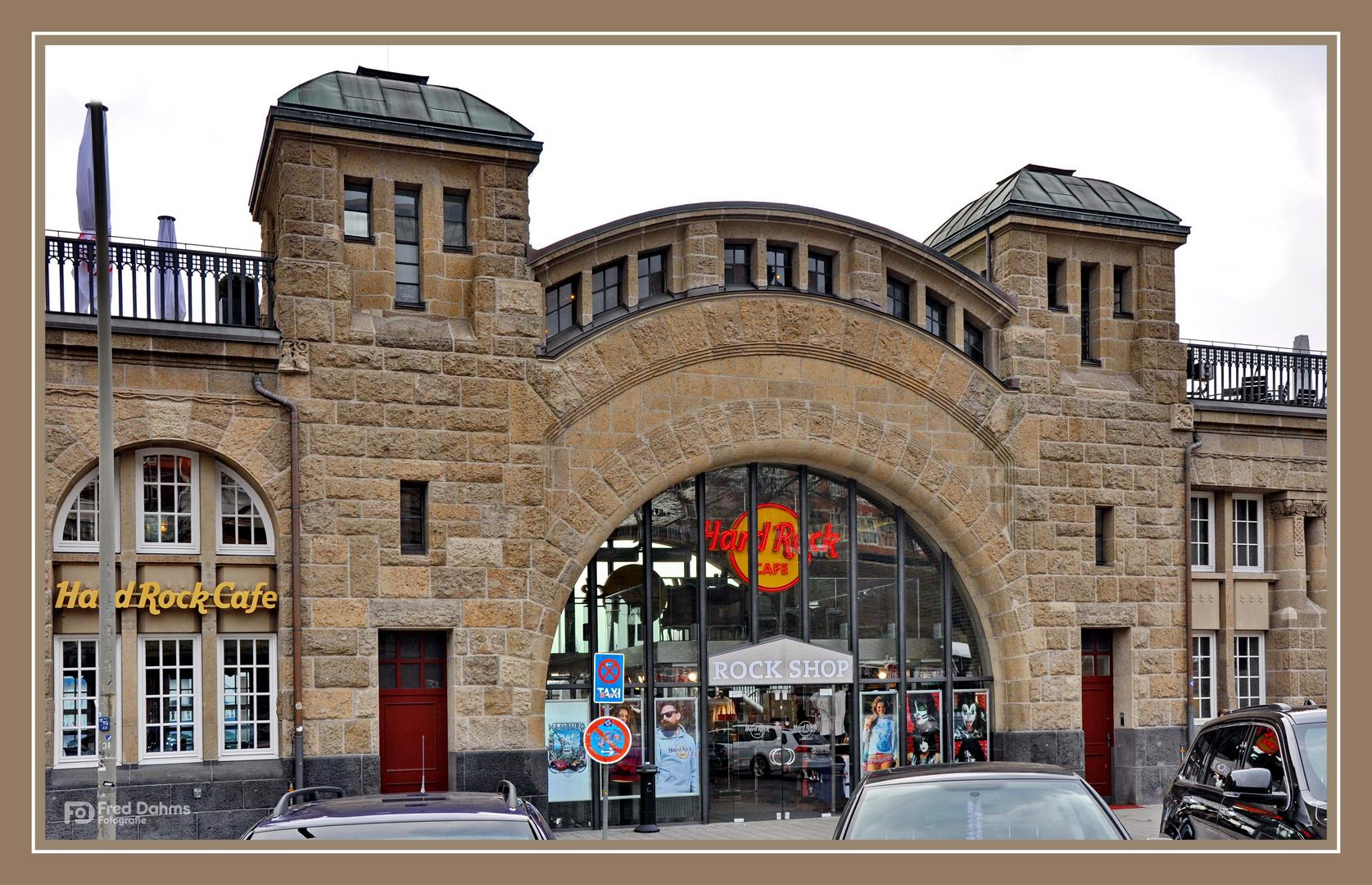 Hard Rock Cafe St. Pauli-Landungsbrücken