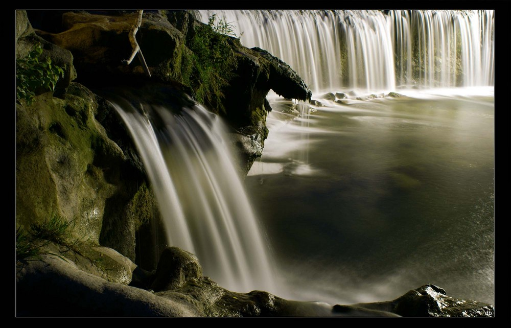 Hard Wasserfall 2