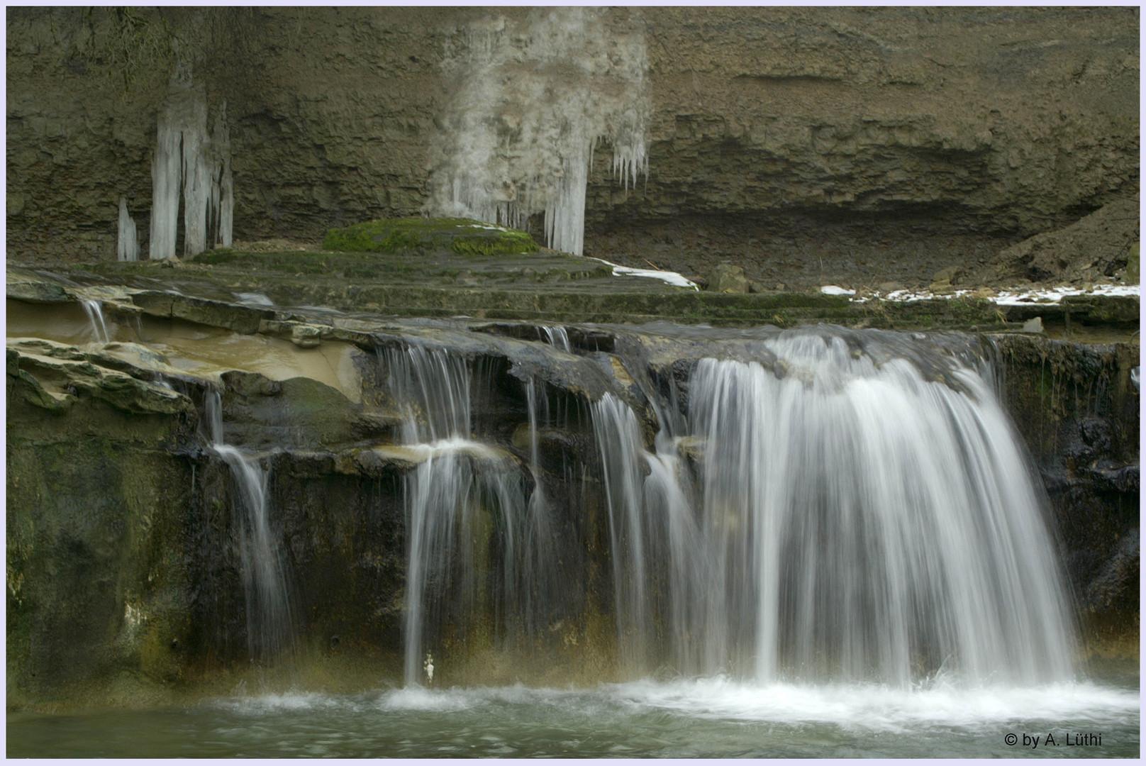 Hardau Wasserfall