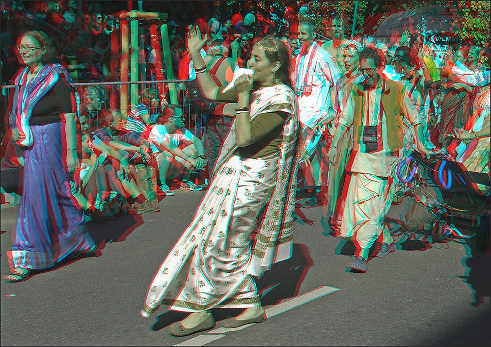 Hare Krishna -1- (3D)