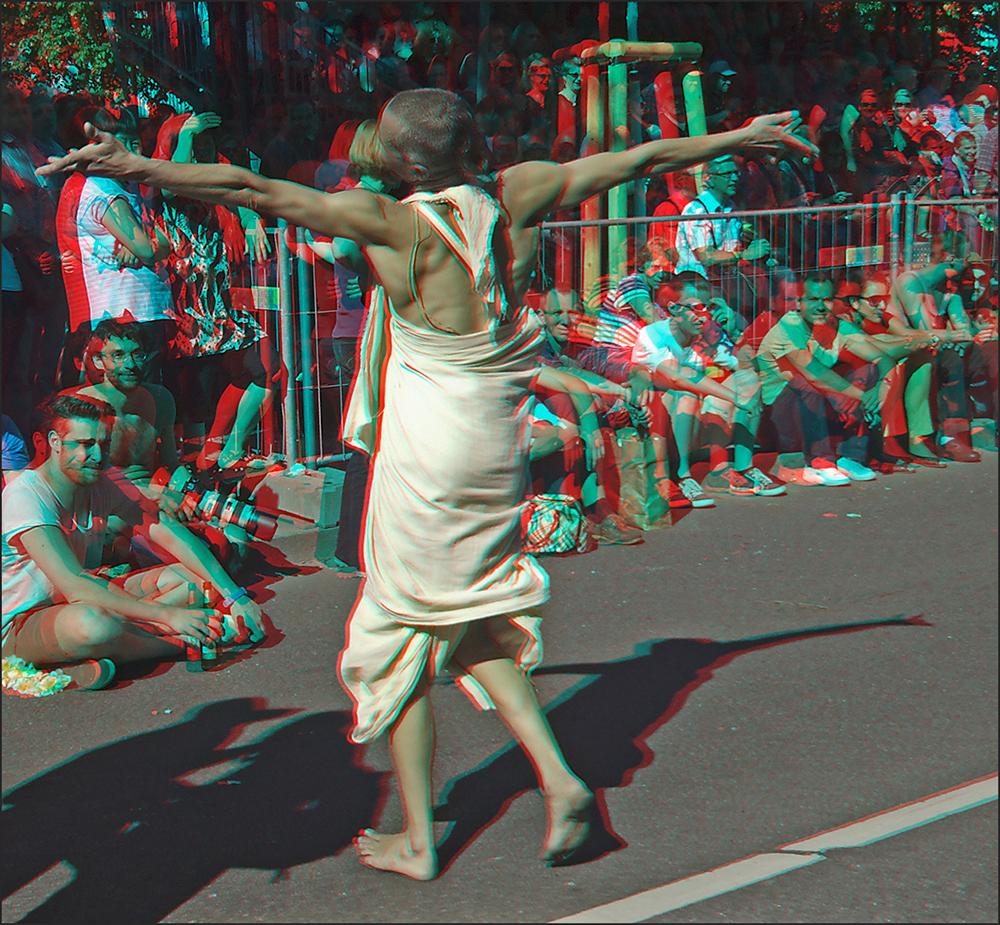 Hare Krishna -3- (3D)