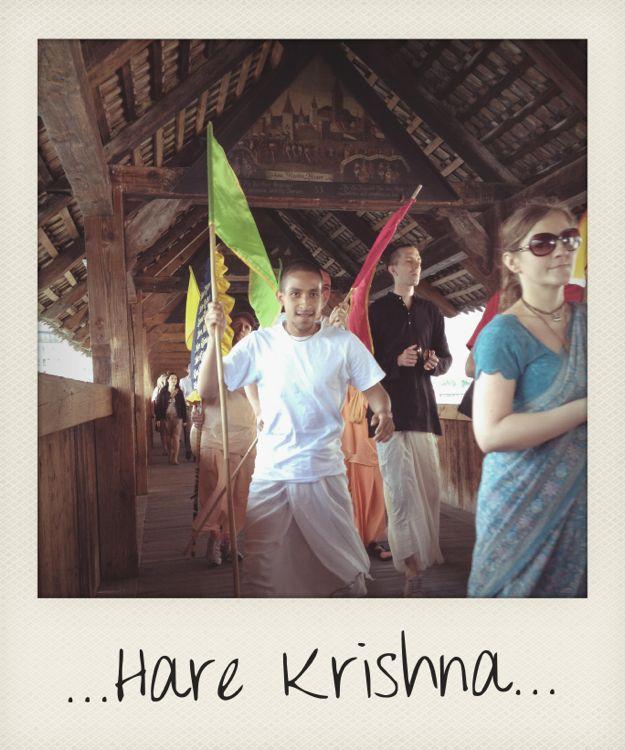 ...Hare Krishna...