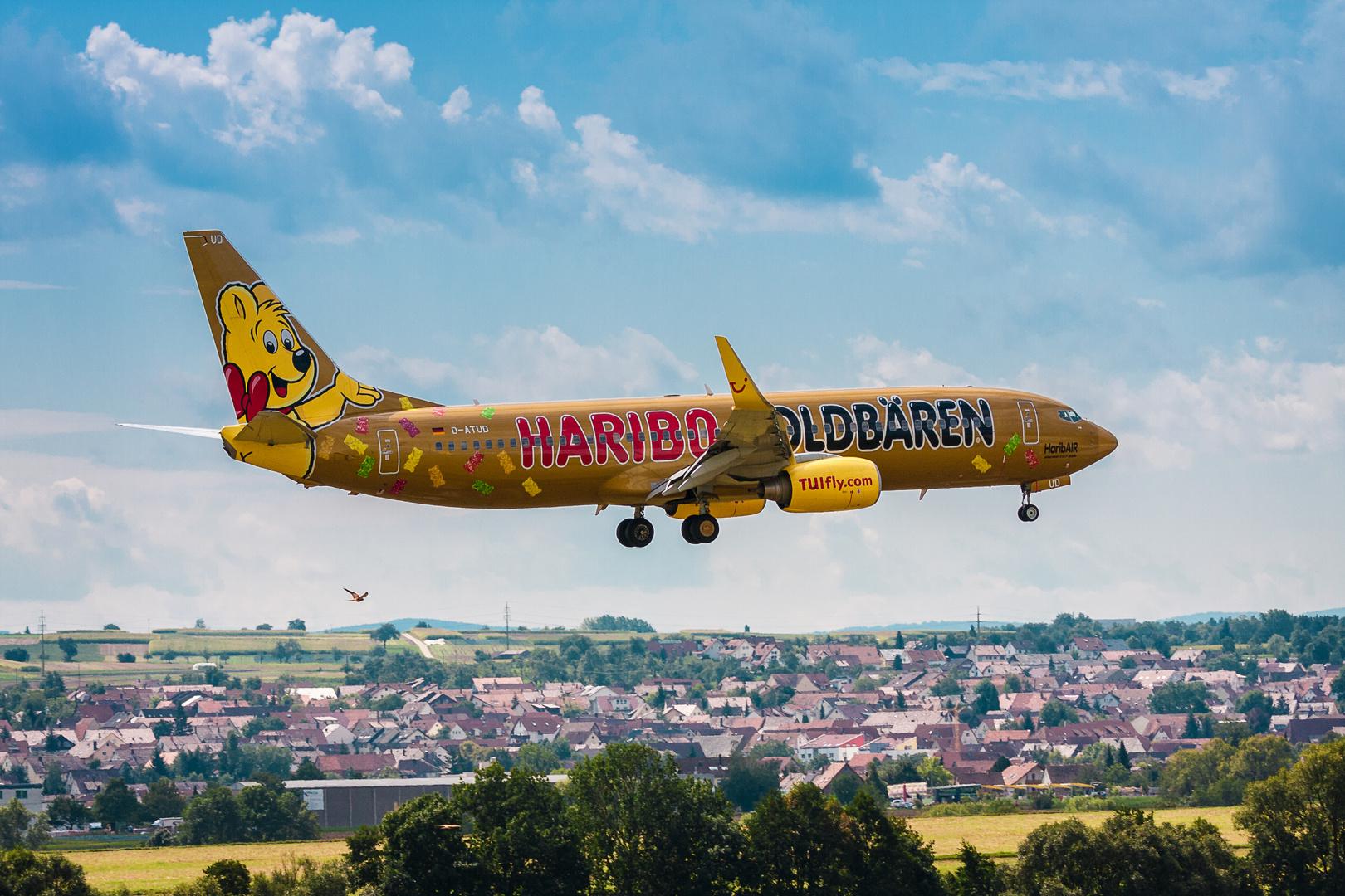 Haribo Air vs. Naturflieger