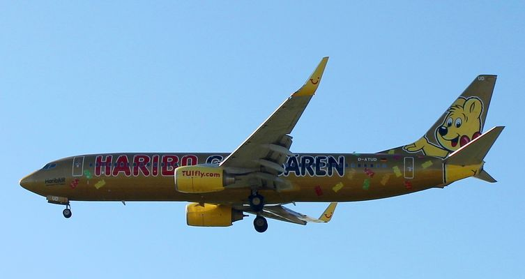 Haribo Airlines
