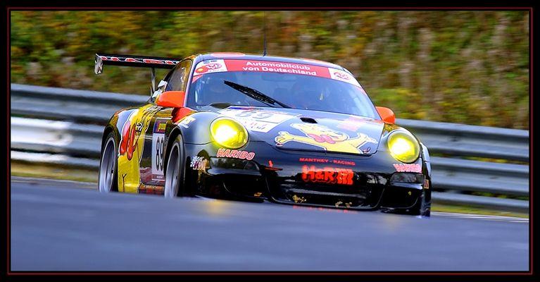 Haribo macht Kinder froh und Porsche Fahrer ebenso