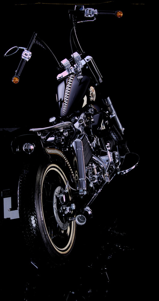 Harley...