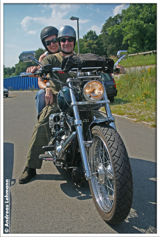 Harley-Biker