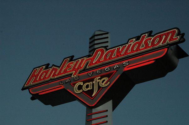 Harley Davidson Cafe Las Vegas