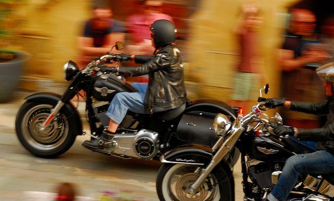 Harley-Davidson Event - Golf von Saint Tropez 2013