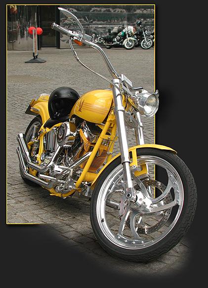 Harley Davidson feiert 100 Jahre...