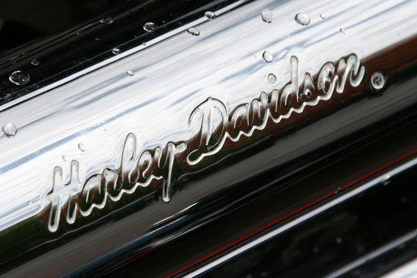 Harley Davidson - part 1