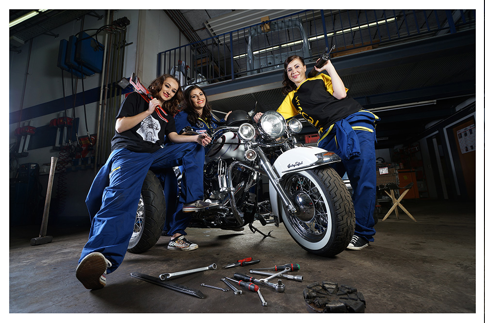 Harley Davidson Service