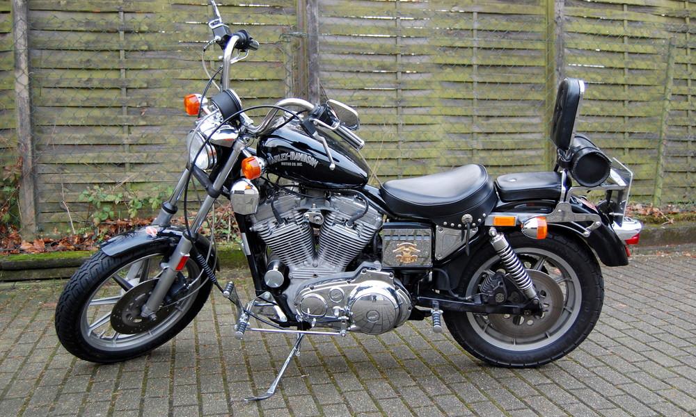 Harley Davidson von 1986