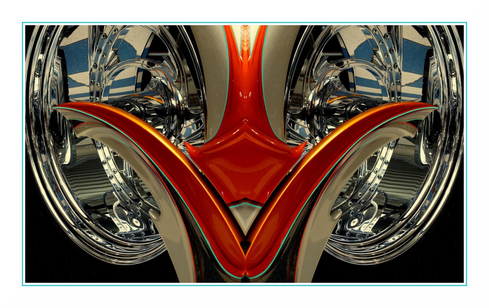 Harley - Davidson...Detail...4