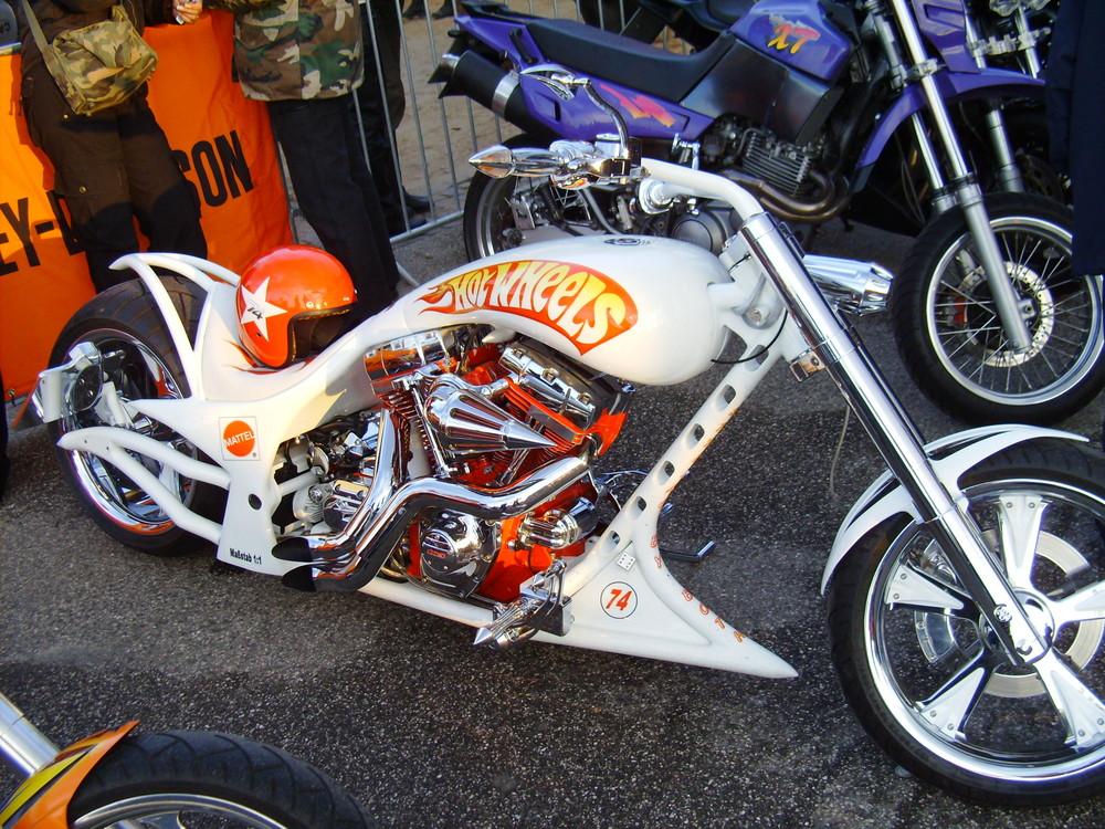 Harley Days 2008 - Hamburg Elbcoast - 01