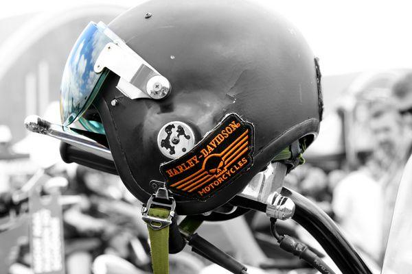Harley days 2010 Biker - Helm