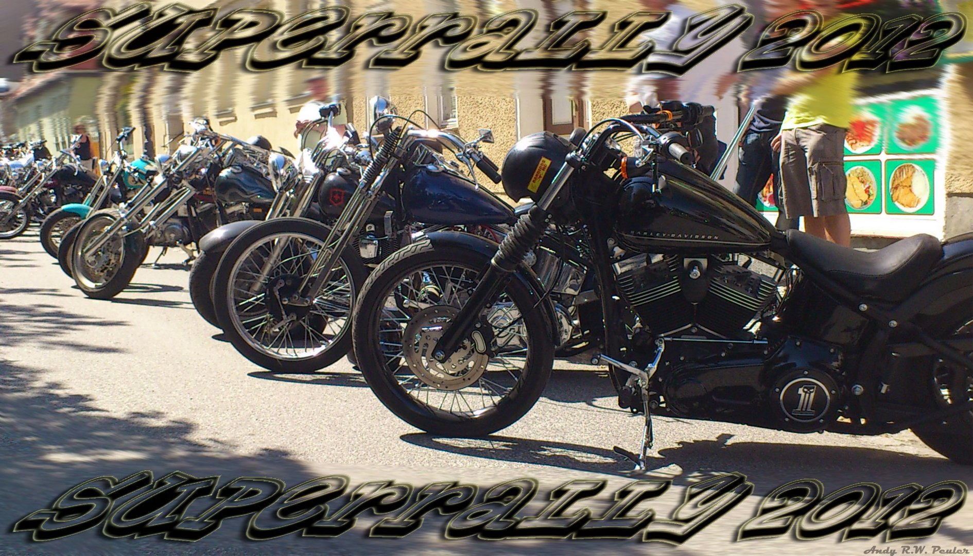 Harley Heaven I