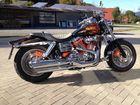 Harley im Herbst