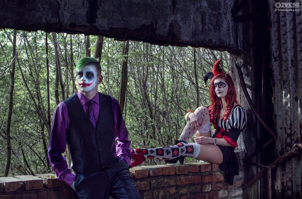 Harley Quinn - Joker Shooting