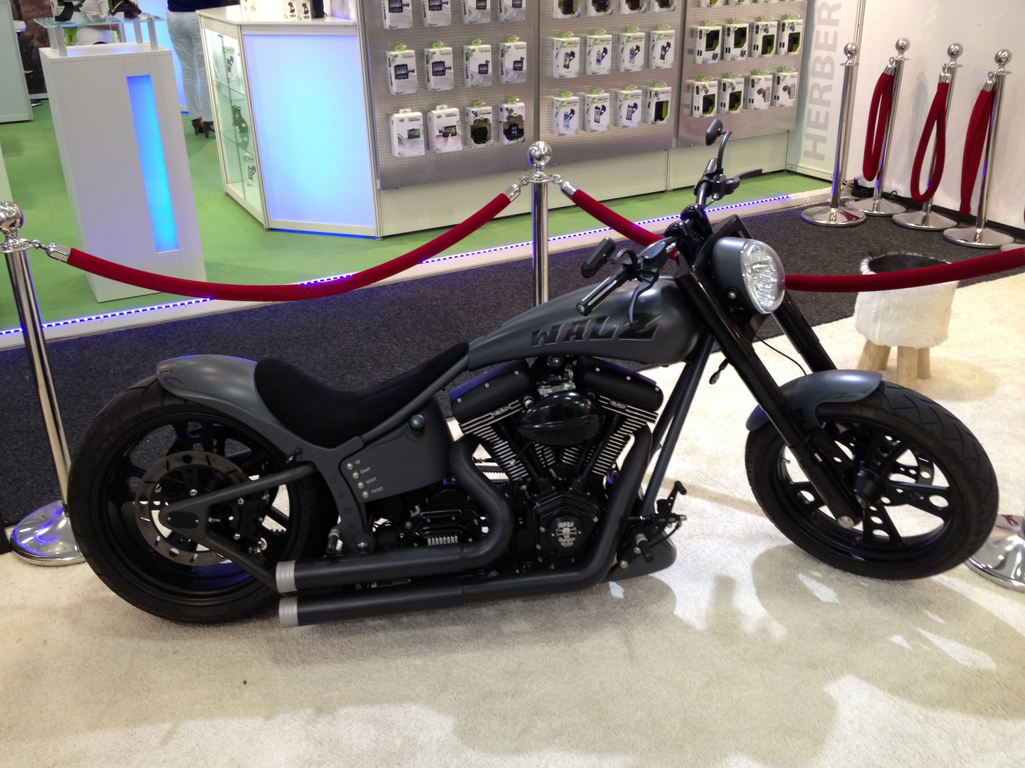 Harley tuned by Walz ...