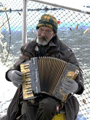 Harmonikaspieler