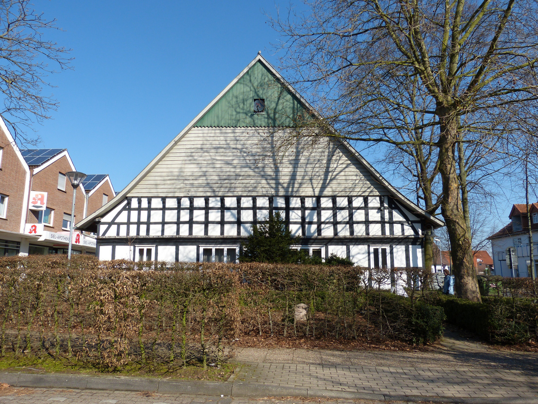 Harren Hof Werste Südseite